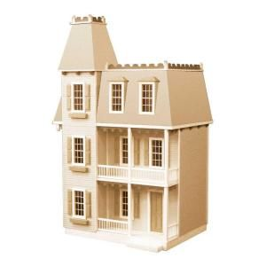 Houseworks Alison Jr Dollhouse Kit Dollhouse Kits