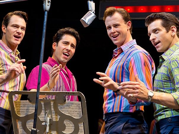 Tony winner John Lloyd Young returns to JERSEY BOYS