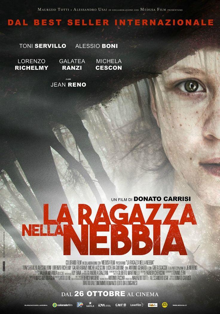 La ragazza nella nebbia, scheda del film di Donato Carrisi con Toni Servillo e Alessio Boni, leggi la trama e la recensione, guarda il trailer, trova cinema.