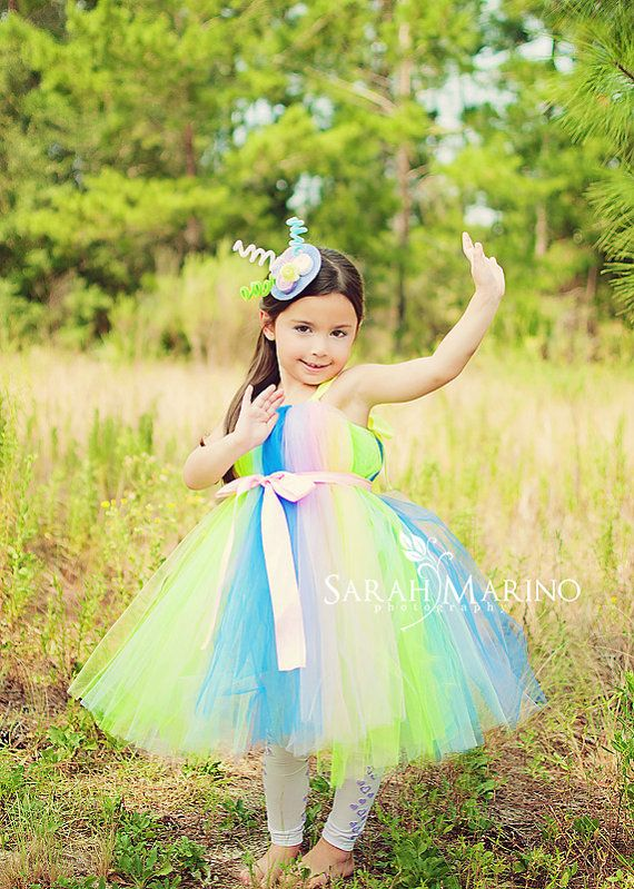 Atutudes Sweet As Candy Tutu Dress by atutudes on Etsy, $54.95