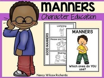 good manners activities for toddlers