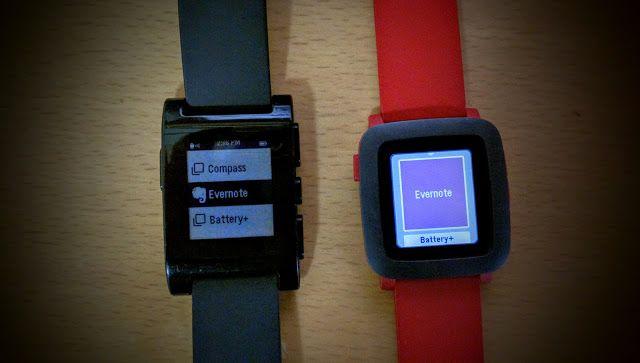 Τίτλοι τέλους για το Evernote for Pebble