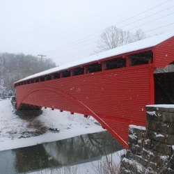 List of Covered Bridges in West Virginia, WV