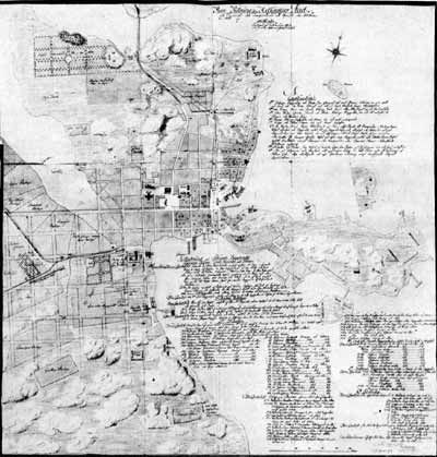 Kocken asemakaavasuunnitelma 1810