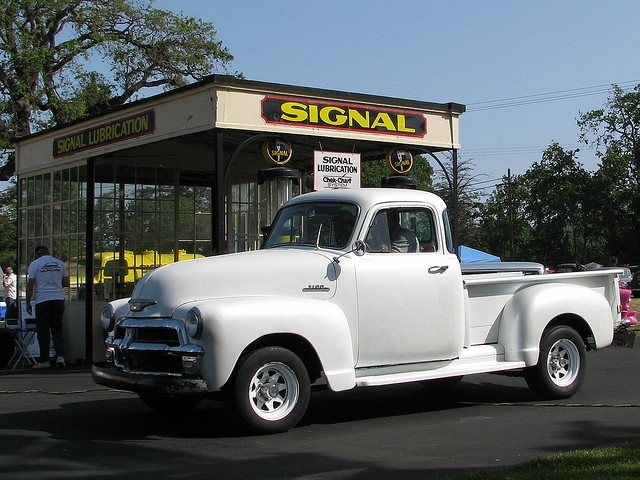 1954 Chevy pick up...Hello lovely. What mine coulda looked ...