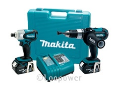 MAKITA Power Tool Batteries, Chargers, Drils