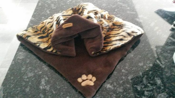 Schlafsack für den Hund