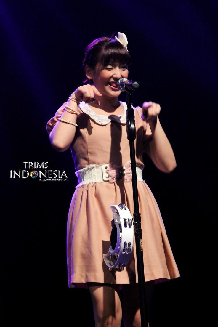 Haruka Nakagawa ( @HarukaN_JKT48 ) || JKT48 Live in Concert Sidoarjo #MinR