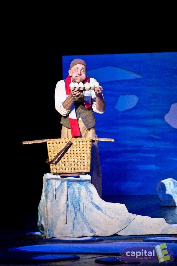 The Man the Sea Saw, SpoonTree Productions