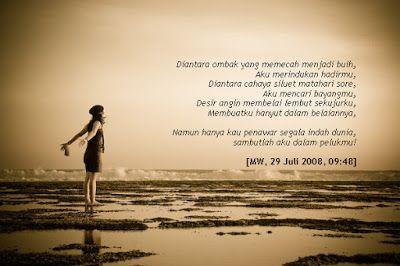 Puisi Galau ~ Buat Kamu yang lagi Patah Hati jangan Baca deh Nanti tambah Baper. Jangan di buka!