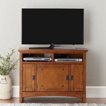 You'll love the Hickham 42-inch TV Stand at Birch Lane - With Great Deals on all products and Free Shipping on most stuff, even the big stuff.