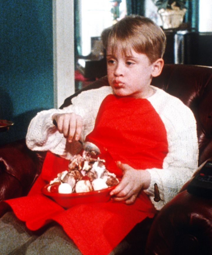 I Ate Like Macaulay Culkin In Home Alone It Was The Best Weekend