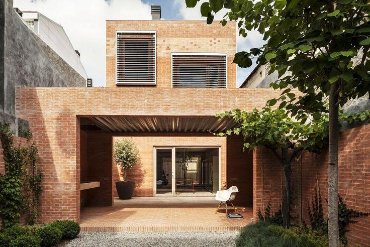 Veľká cena, víťaz kategórie Zabudovanie do mesta: Dom 1014, Barcelona, Španielsko