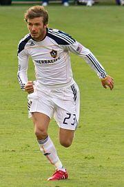 世界で大人気のサッカー選手といえば、ルックスで右に出るものはいない!デビッド・ベッカム