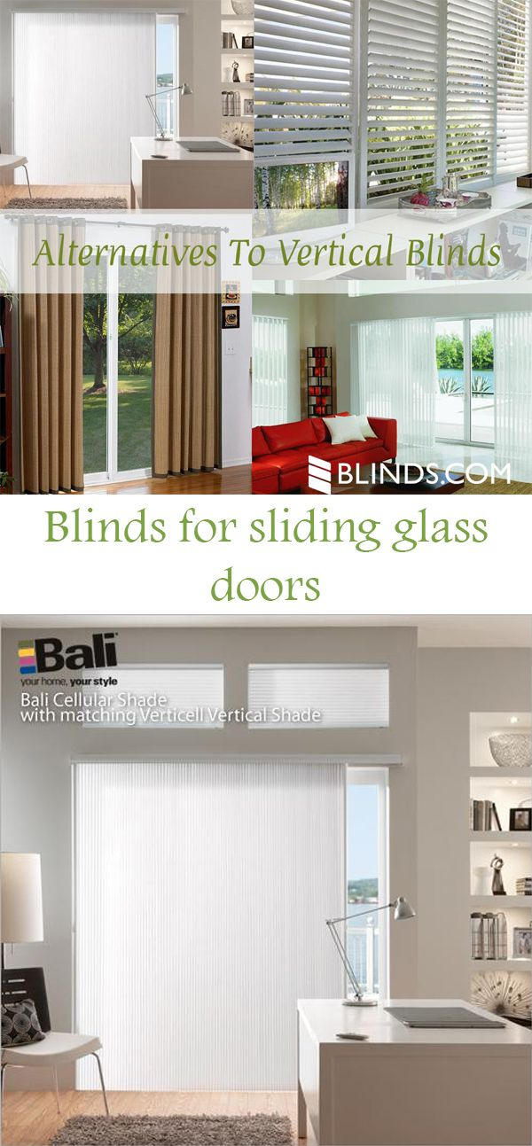 17 Best Images About Vertical Blinds Alternatives On