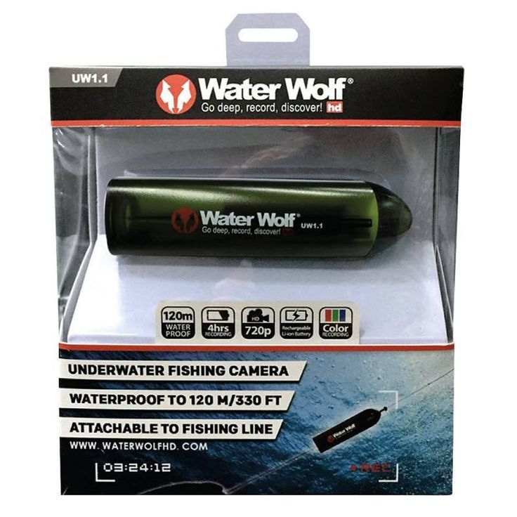 "Ebay Angebote ""Deals"" WATER WOLF UW Camera 1.1 Kit Unterwasserkamera für Angeln by TACKLE-DEALS !!!: EUR 129,87…%#Quickberater%"