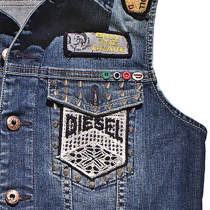 Diesel vesta a k tomu Diesel hodinky http://www.1010.sk/c/hodinky-diesel/