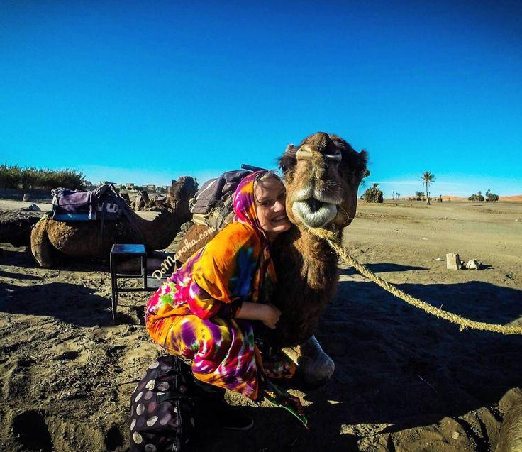 wycieczka najtańsza najlepsza sahara saharę pustynię pustynia maroko marrakech marakesz merzouga biwak ognisko namiot berberyjski tazin wielbłądy