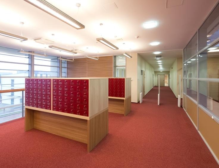 Library of Jan Kochanowski University in Kielce