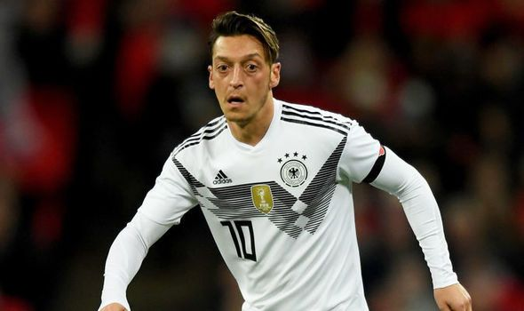 Arsenal news: Mesut Ozil eyed by Atletico Madrid could replace Man Utd target Saul Niguez   via Arsenal FC - Latest news gossip and videos http://ift.tt/2yZGP3D  Arsenal FC - Latest news gossip and videos IFTTT