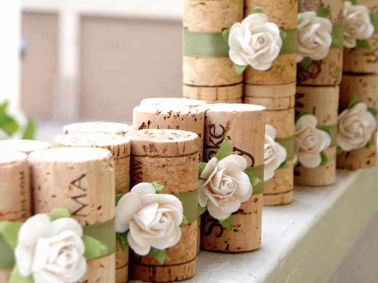 27 best Cork Place Cards images on Pinterest Cork place cards