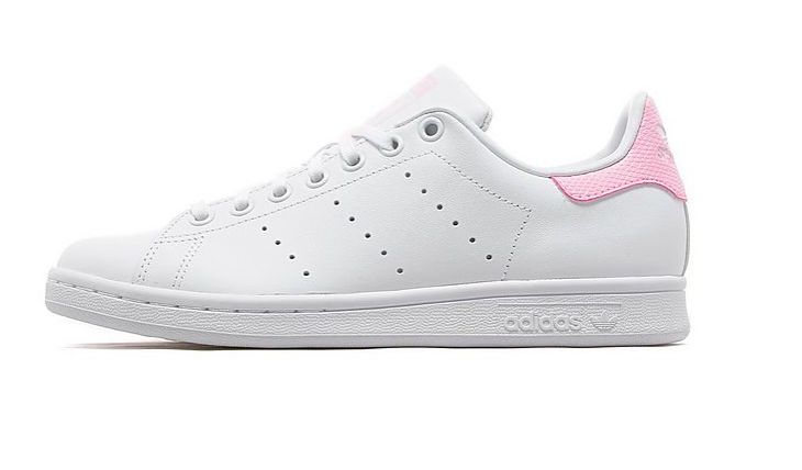 Adidas Stan Smith White Pink - SHOESFORALL