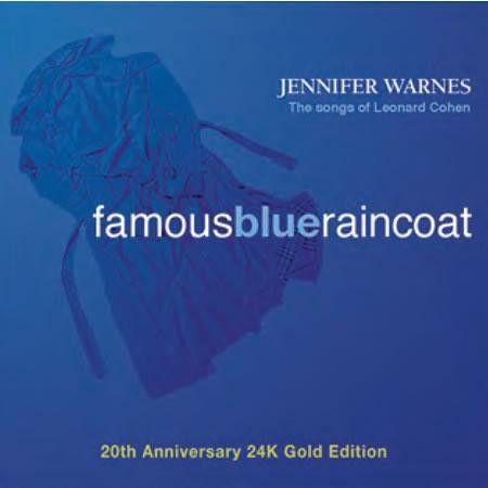 Jennifer Warnes - Famous Blue Raincoat on Gold CD