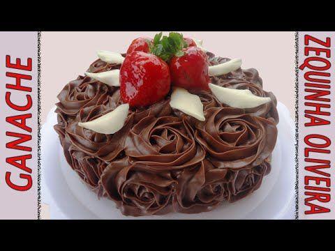 Brigadeiro em ponto de bico - Bolo de Brigadeiro com Morango - por Bem Vindos à Cozinha - YouTube