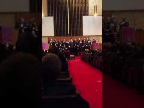 St Louis Blues performed by Yvonne Washington and Houston Ebony Opera Guild