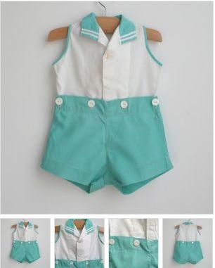 Favorite Vintage Baby Clothing Shops