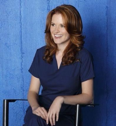 April Kepner - Sarah Drew                      Google search