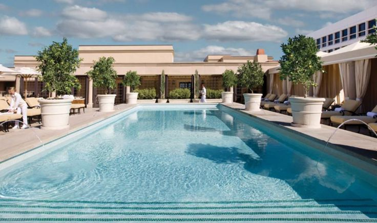 Montage Beverly Hills - California, USA - Myrtha Pools
