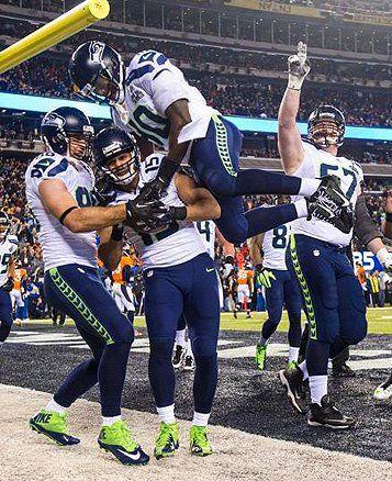 Seehawks, Super Bowl 2014