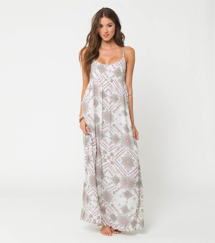 o neill maxi dress bridesmaid