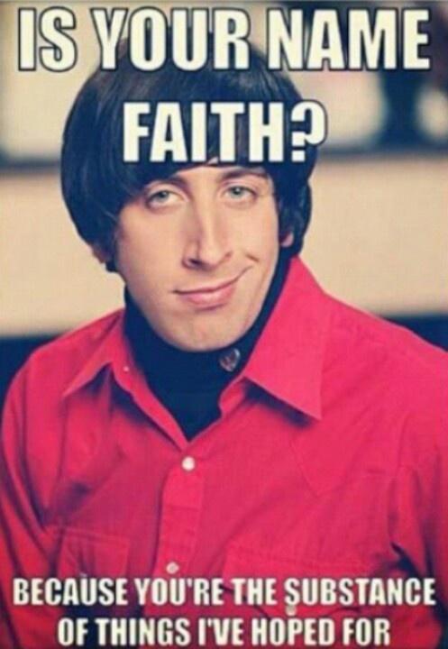 Christian Pickup Line lol | Christian Meme's | Pinterest
