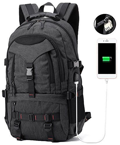 34503965ff7c Great for BTOOP Laptop Backpack Business Anti Theft Travel Backpack with  USB Charging Port College School