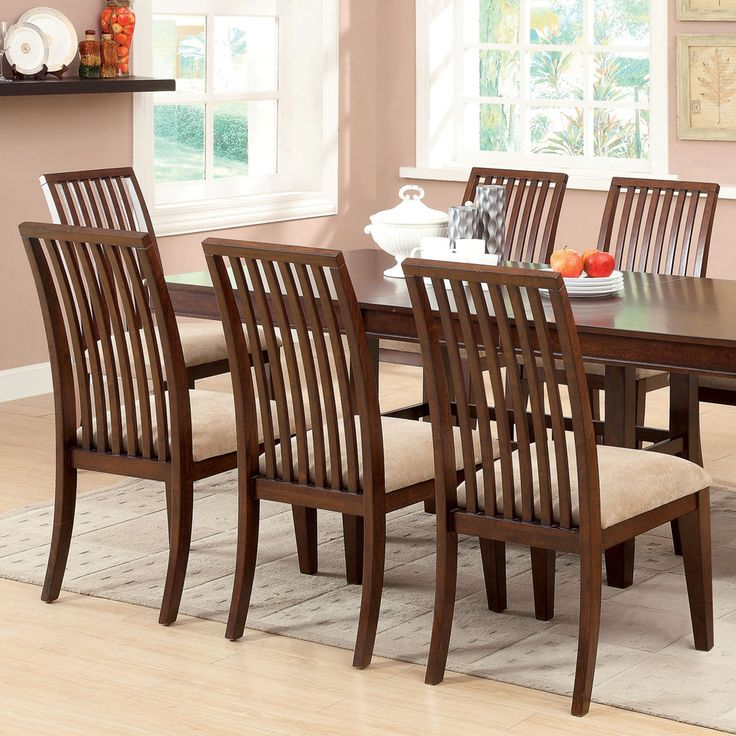 Furniture of America Morottia 9-Piece Transitional Dining Set with 18-inch Leaf | Overstock™ Shopping - Big Discounts on Furniture of America Dining Sets 1376.99