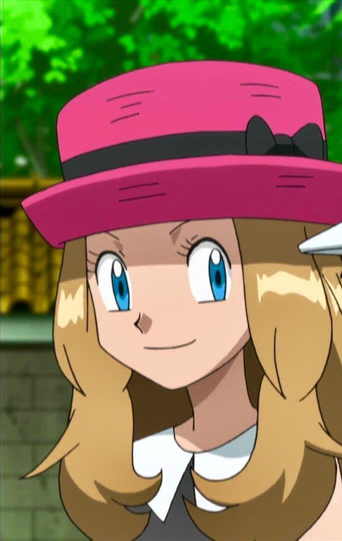 Serena 💝 Pokémon x y | Pokemon kalos, Pokemon characters