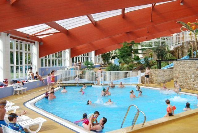 Parc aquatique couvert - waterpark