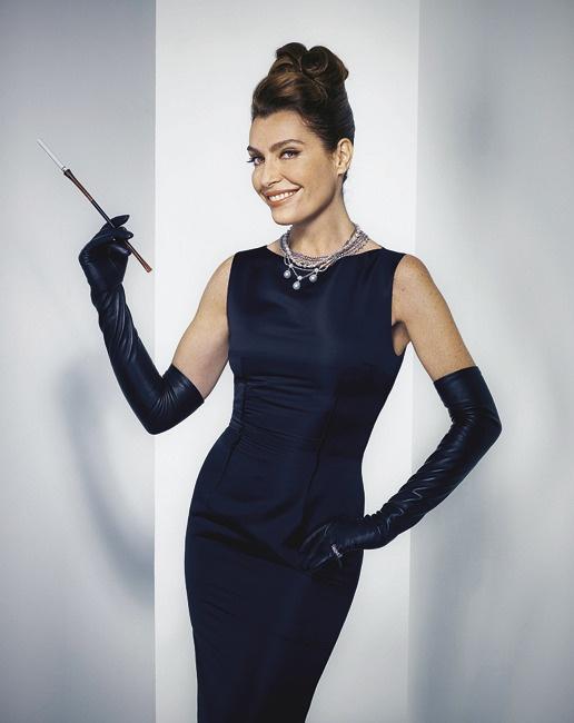 Daphné Roulier est Audrey Hepburn