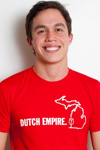 Michigan definitely is the Dutch Empire, such a funny shirt from #MichiganAwesome