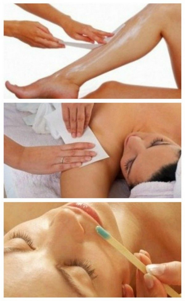 Waxing is available at our Tranquility Salon, Hartford, for females and males alike!