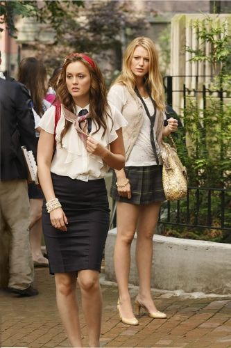 serena and blair gossip girl | Blair vs Serena Topic (Page 5) - TV Fanatic