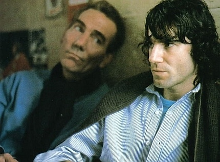 In the Name of the Father - Incredible Movie about the Guildford Four! Superb Supporting cast...Lead roles by Daniel day Lewis & Pete Postlethwaite are awesome....