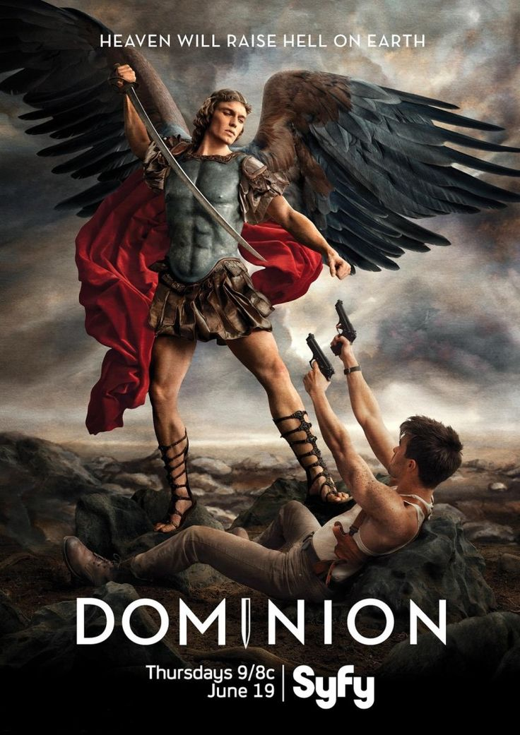 dominion tv series | Dominion TV Series Poster
