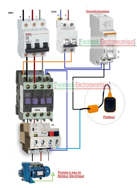9 best électricité images on Pinterest Electric circuit