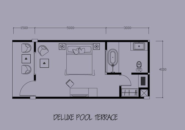 Hotel Room Floor Plan Dimensions Hotel Room Design Hotel Room Plan Hotel Plan