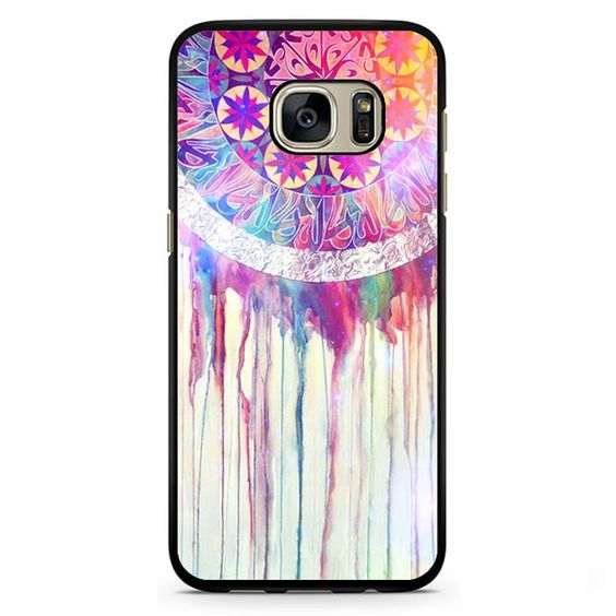 Aztec On Canvas Phonecase Cover Case For Samsung Galaxy S3 Samsung Galaxy S4 Samsung Galaxy S5 Samsung Galaxy S6 Samsung Galaxy S7