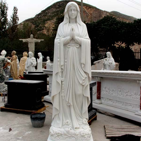 Catholic Garden Statues And Decor Our Lady Of Lourdes For Sale