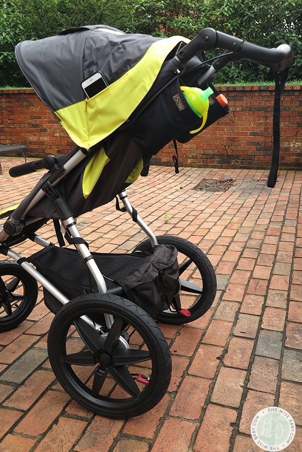 review terrain jogging stroller the wise baby